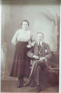 Hendrik Jan Vosmeijer (1899-1948) & Elisabeth van der Heide (1901-1960)